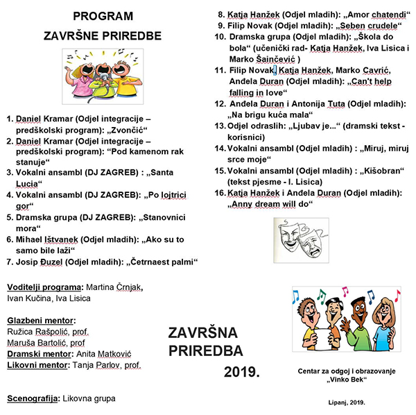 Zavrsna program